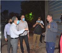 غلق 8 ورش و3 مقاهي في الغربية لمخالفة الإجراءات الاحترازية