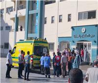 استشهاد جريح فلسطيني متأثرا بجراحه بمستشفى العريش