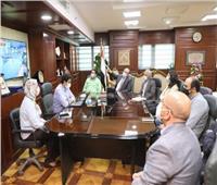 بروتوكول تعاون بين محافظة بني سويف وهيئة تنمية الصعيد