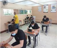 طلاب 3 ثانوي: امتحان الجغرافيا سهل.. ولا مشاكل في السيستم
