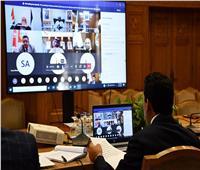أشرف صبحي يفتتح اجتماع مجلس وزراء الشباب والرياضة العرب