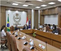 سفير البرازيل بالقاهرة: نتطلع لتطوير التعاون مع مصر في مجال الدواء