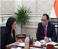 رئيس الوزراء يلتقي وزيرة التعاون الدولي لبحث المشروعات الجاري تنفيذها مع شركاء التنمية
