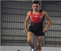 ملك حمزة وسيف آسر لاعبا الجمباز يتأهلان لأولمبياد طوكيو