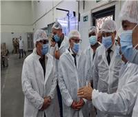 وزير التموين يشيد بمصنعين لإنتاج الصابون وتعبئة الزيوت في بورسعيد