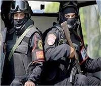 ضبط عاطلين لاتهامهما بسرقة سيارة محملة بشاشات تليفزيونيةفي بني سويف