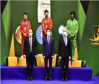 العربي لاعب منتخب الجمباز يتأهل لأولمبياد طوكيو