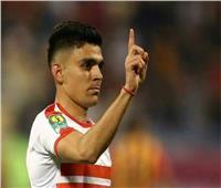 طرد «بن شرقي وكارتيرون» خلال مواجهة الإسماعيلي في كأس مصر
