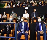 وزيرا الرياضة والنقل يشهدان ختام التصفيات الأفريقية للجمباز المؤهلة لطوكيو