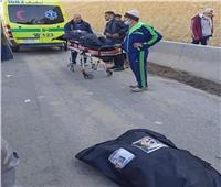 مصرع 3 أشقاء في حادث سير بالمنيا