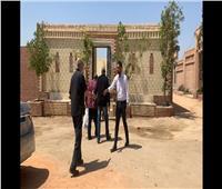 في أول جمعة بعد الرحيل.. أشقاء سمير غانم في المقابر  فيديو