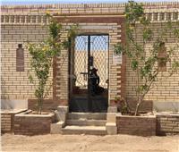 عائلة سمير غانم يغلقون باب المقابر عليهم.. يمنعون دخول أحد غيرهم
