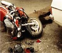 مصرع شاب في حادث تصادم سيارة بمركز بدر في البحيرة