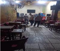 تحرير 327 محضرا لعدم الالتزام بقرارات مجلس الوزراء في المحلة