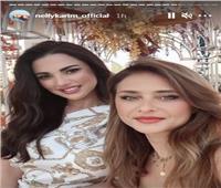 نجوم الفن في حفل زفاف ابنة المخرجة كاملة أبو ذكري| صور