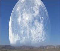 الجمعية الفلكية بجدة تكشف حقيقة «قمر القطب الشمالي» | فيديو