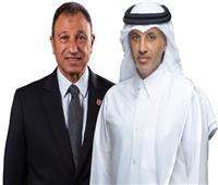 الخطيب يشكر الاتحاد القطري برئاسة الشيخ حمد بن خليفة