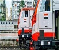 حركة القطارات  35دقيقة متوسط التأخيرات بين بنها وبورسعيد اليوم السبت