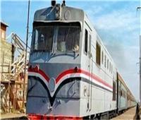 حركة القطارات  ننشر التأخيرات بين قليوب والمنصورة اليوم السبت