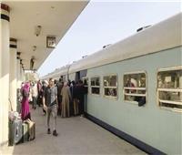 حركة القطارات  تأخيرات اليوم على خط «طنطا - المنصورة - دمياط»