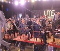 تحت شعار «5 سنوات من التطوير».. انطلاق المؤتمر الصحفي للشركة المتحدة للخدمات الإعلامية| صور
