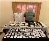 سقوط تشكيل عصابي تخصص في تجارة الهيروين والأسلحة النارية بكرداسة