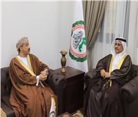 البرلمان العربي يشيد بسياسة سلطان عُمان.. ويصفها بـ«الحكيمة»
