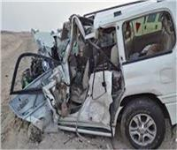 مصرع مسن وإصابة آخرين في تصادم سيارتين بالدقهلية