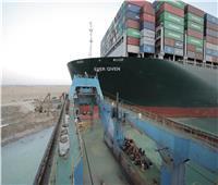 قناة السويس تعقد مؤتمرا للجنة التفاوض لسفينة الحاويات البنمية.. غدا