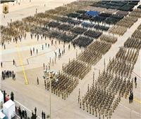 ليبيا تشهد أكبر عرض عسكرى فى تاريخ البلاد