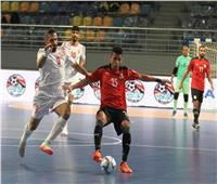 المغرب يتوج بطلاً لكأس العرب لكرة الصالات