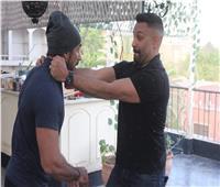 شقيق ياسمين عبد العزيز «يجر شكل» أحمد العوضي