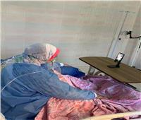 إنشاء وحدة للدعم النفسى لمرضى كورونا بمستشفى الحمياتببوسعيد