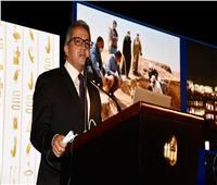 وزير الآثار أمام الغرفة الأمريكية: نتوقع تعافي قطاع السياحة منتصف 2022