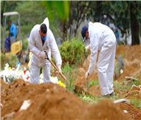وفيات كورونا بالبرازيل تقترب من النصف مليون حالة