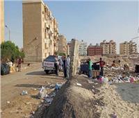 الإسماعيلية تعلن الحرب على النباشين| صور