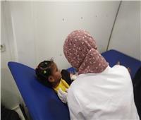 فحص 3221 مواطنا خلال القوافل الطبية في قرى أسوان