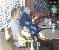 تحديات الأمن القومي على مائدة مؤتمر شباب سيناء
