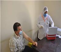 تطعيم العاملين بالجهاز التنفيذي بالوادي الجديد بلقاح كورونا