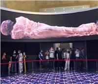 منهم مشاهير وسياسيين .. «متحف الحضارة» أيقونة سياحية يجذب الملايين