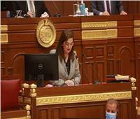 وزيرة التخطيط بمجلس الشيوخ : نستهدف ثلث الاستثمارات العامة لتنمية الصعيد