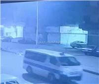 جهود مكثفة للقبض على مجهول سرق سيارة نقل الأموات بعين شمس