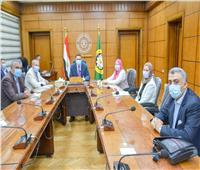 محافظ الدقهلية: ضوابط بين الصحة والأطباء والصيادلة في التعامل مع أزمة كورونا