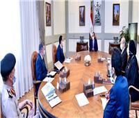 الرئيس السيسي يوجه بتعزيز جهود تعميق التصنيع المحلي وتوطين التكنولوجيا