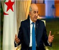 الرئيس الجزائري يبحث مع رئيس الحكومة الليبية التعاون المشترك