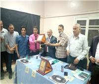«ثقافة أسيوط» تُكرم الأدباء الفائزين بالنشر الإقليمي في احتفاليةثقافية