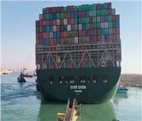 «كبير المرشدين بقناة السويس»: تعويم السفينة الجانحة فى القناة بعد 6 أيام