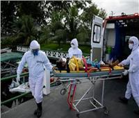 البرازيل تتجاوز 43 ألف إصابة جديدة بكورونا