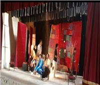 «حلم سعيد» على مسرح قصر ثقافة بهتيم