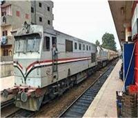 حركة القطارات |ننشر التأخيرات بين قليوب والزقازيق والمنصورة اليوم